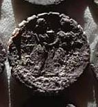 Denario de la gens Fufia/Mucia. CORDI. Italia dando la mano a  Roma. Roma. 39b10
