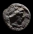 Denario de la gens Furia. L. FVRI CN. F. Silla curul entre dos fasces con hachas. Roma. 41a10