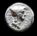 Denario de la gens Cornelia. L. SVLLA. IMP. L. Conelio Sila en una cuádriga al paso a dcha. Roma. 5a10