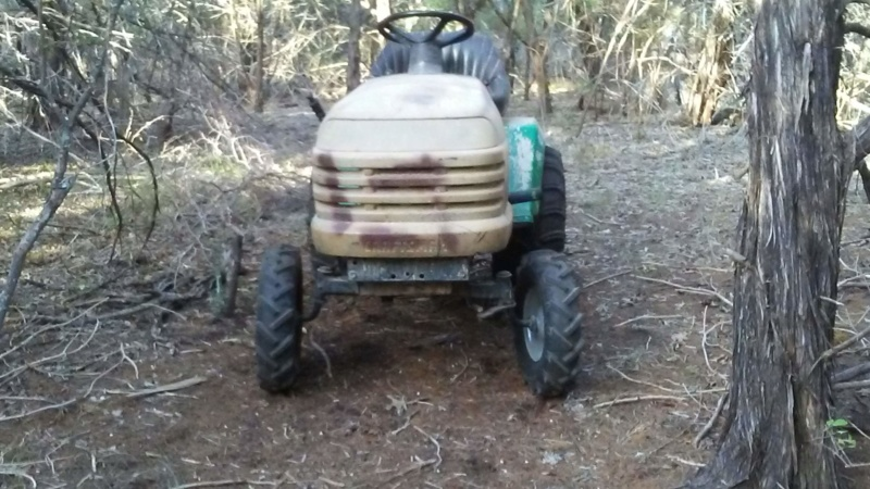 """1999 WeedEater Mowing Mower Build """"Sodzilla"""" - Page 3 20180630"""