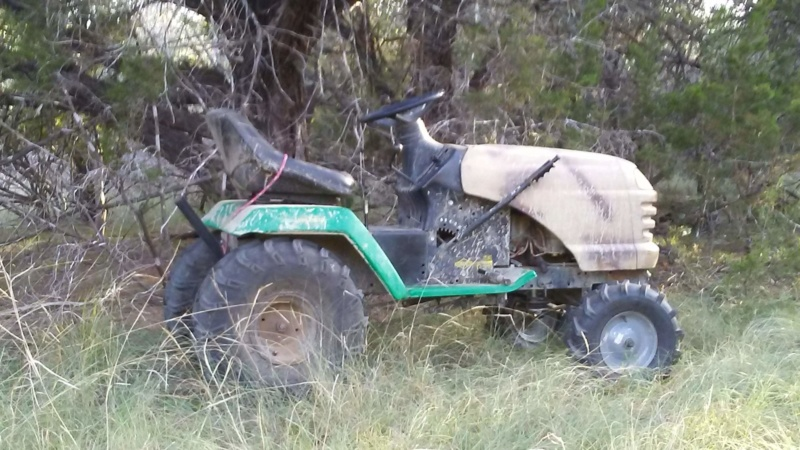 """1999 WeedEater Mowing Mower Build """"Sodzilla"""" - Page 3 20180631"""