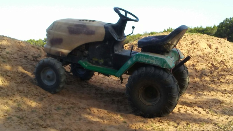 """1999 WeedEater Mowing Mower Build """"Sodzilla"""" - Page 3 20180633"""
