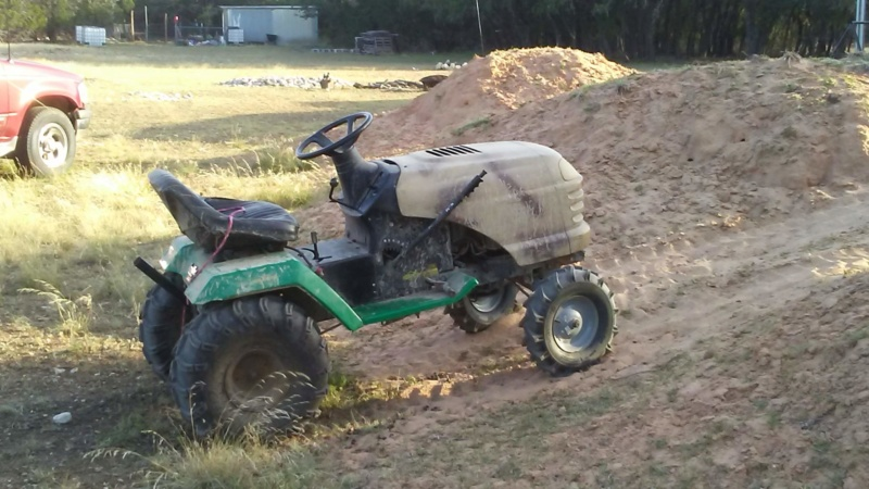 """1999 WeedEater Mowing Mower Build """"Sodzilla"""" - Page 3 20180634"""