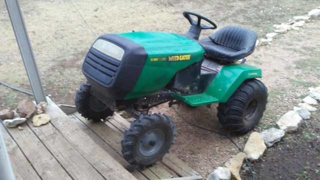 """1999 WeedEater Mowing Mower Build """"Sodzilla"""" - Page 4 20180722"""