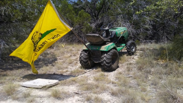 """1999 WeedEater Mowing Mower Build """"Sodzilla"""" - Page 4 20180752"""
