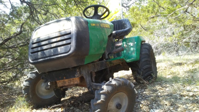 """1999 WeedEater Mowing Mower Build """"Sodzilla"""" - Page 4 20180754"""