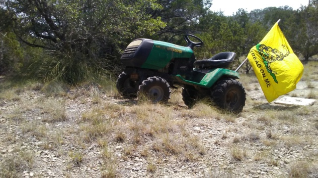 """1999 WeedEater Mowing Mower Build """"Sodzilla"""" - Page 4 20180755"""