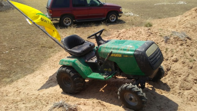 """1999 WeedEater Mowing Mower Build """"Sodzilla"""" - Page 4 20180757"""