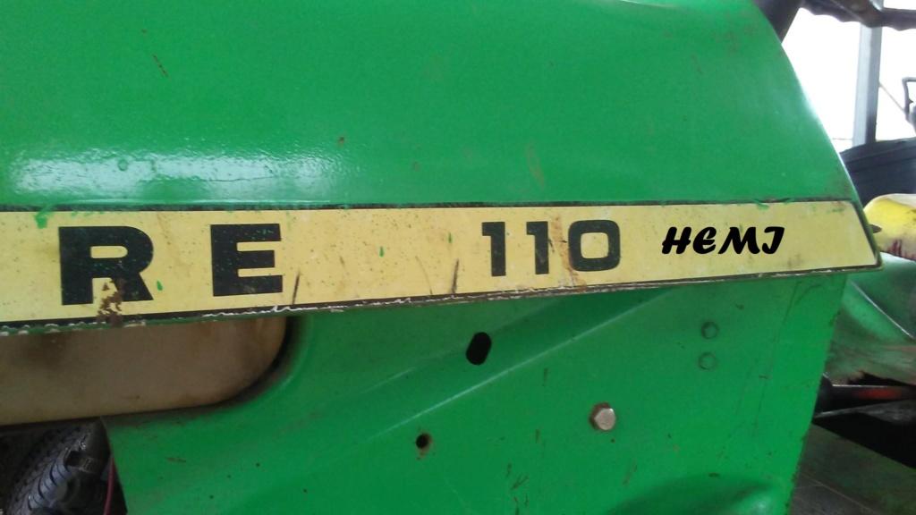 1970 John Deere 110 20190211