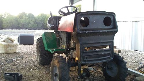 """1999 WeedEater Mowing Mower Build """"Sodzilla"""" - Page 4 38120610"""