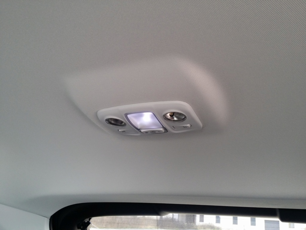 Luces interior techo trasero ¿qué tipo de bombillas lleva?- fotos- 20181210