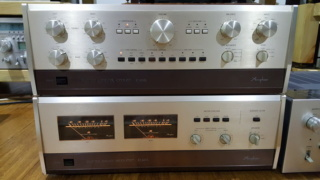 Accuphase C200L & P300L 20180810