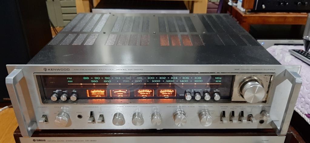 Kenwood kr 9600 receiver 20191010