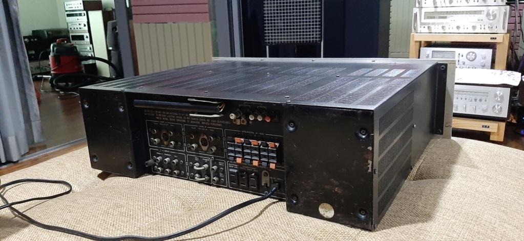Kenwood kr 9600 receiver 20191012