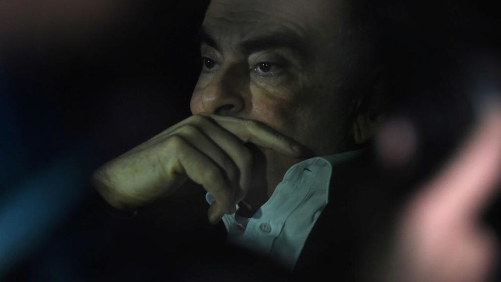 Fuite de Carlos Ghosn en jet privé vers la Turquie 06024910