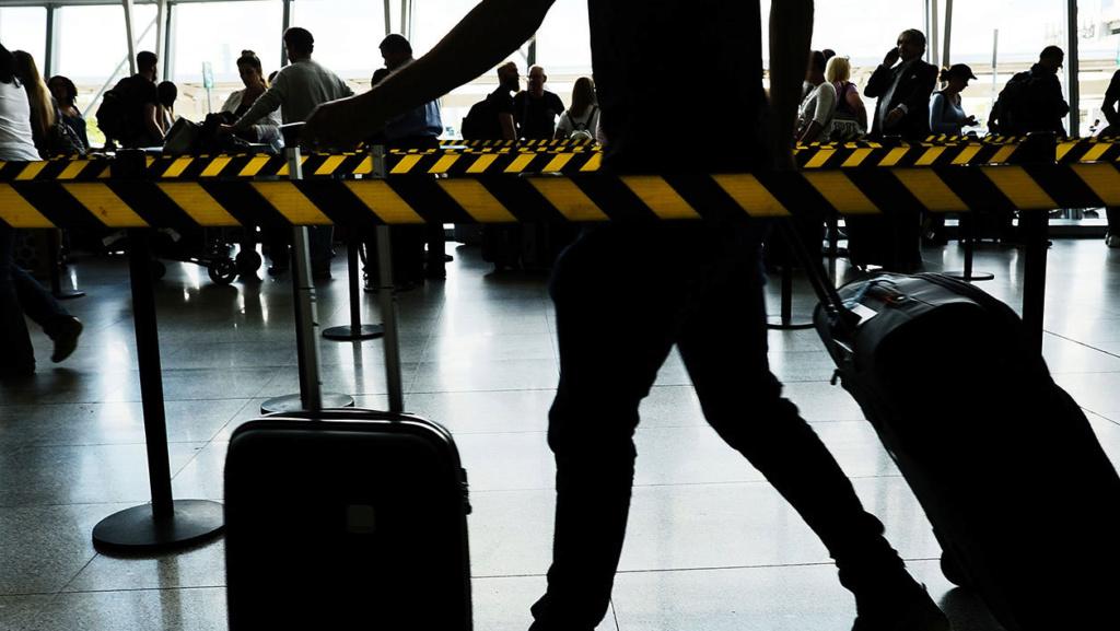 États-Unis: les touristes doivent désormais déclarer leur compte Facebook 0fa56e10
