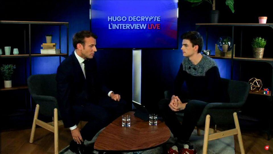 Journalistes convoqués par la DGSI : Macron invoque «sécurité nationale» et «liberté des autres» 12219910
