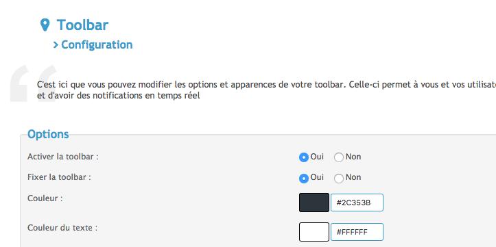 ModernBB : Problème avec la toolbar 12310