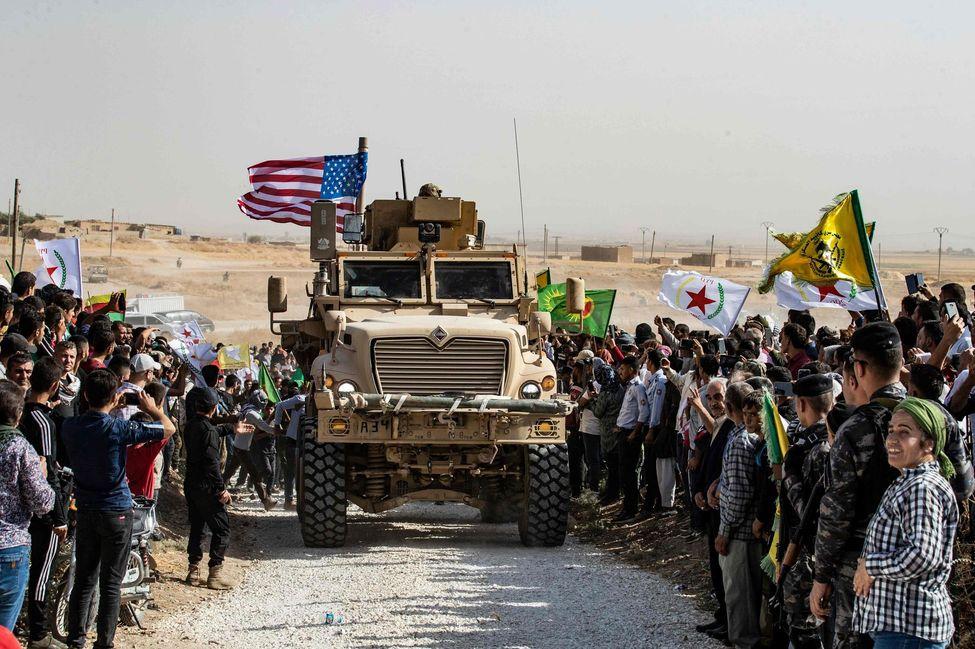 Les Kurdes abandonnés par l'ami américain 12582210