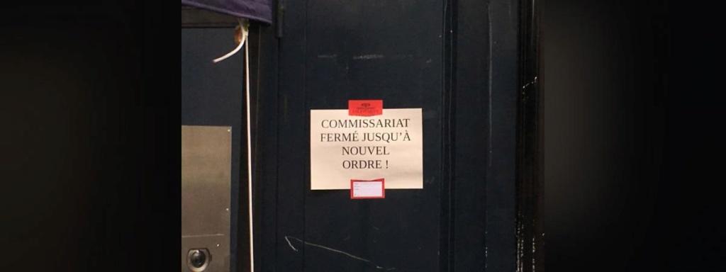Paris : Envahi de puces, le commissariat du 19ème arrondissement ferme ses portes 19229910