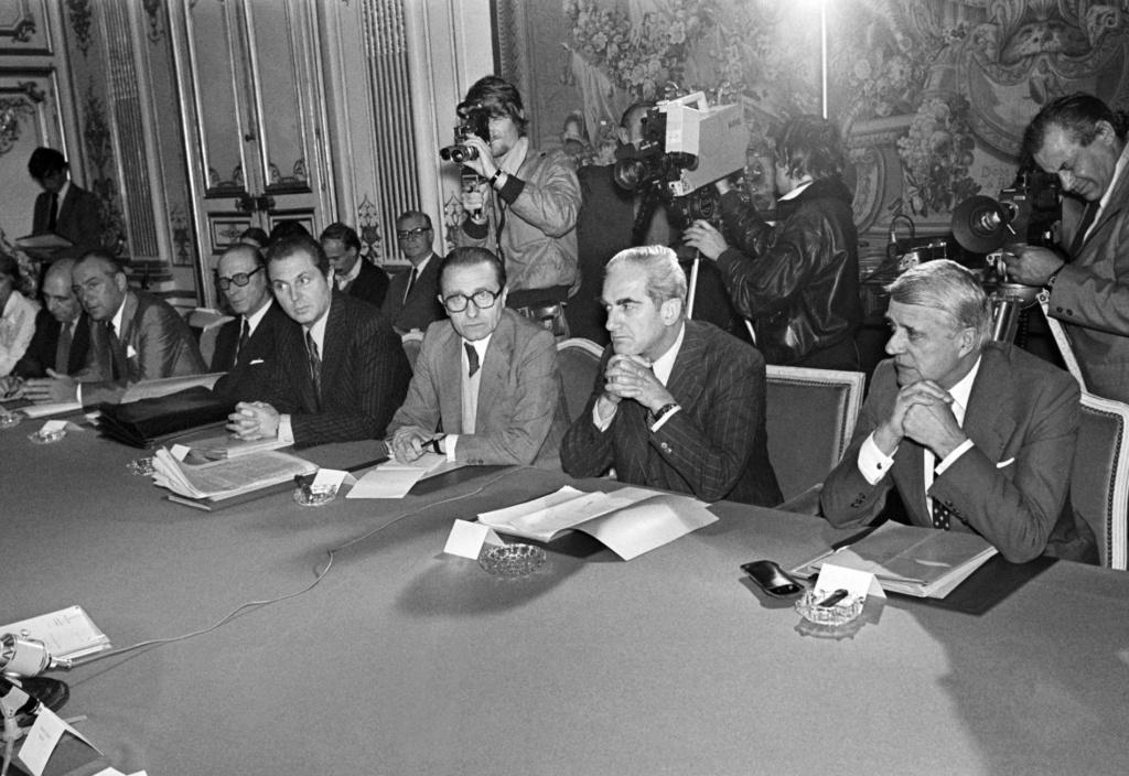 40 ans après la mort du ministre Robert Boulin, le long combat de sa fille pour la vérité 20324410