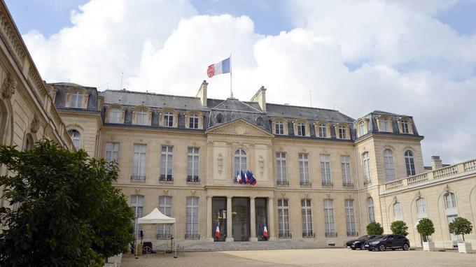 Le budget de l'Élysée va augmenter de 600.000 euros en 2020 28854b10