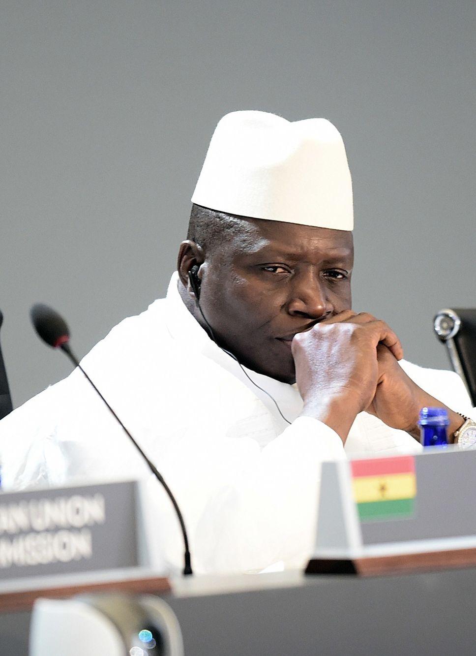 Le président gambien décrète l'interdiction immédiate de l'excision 40caf510