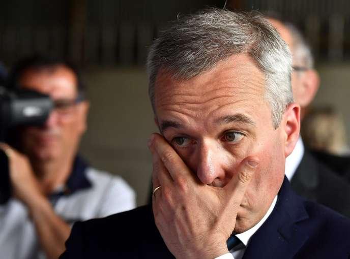 François de Rugy assure qu'il ne se laissera pas « démolir » 506d5d10