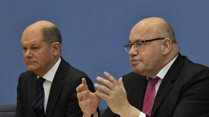 Allemagne : Face au Covid-19, Berlin évoque de possibles « nationalisations » 5a7e8d10