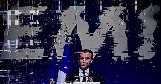 « Macrongate » : quand des néonazis américains cherchaient à faire basculer la présidentielle française 64813610