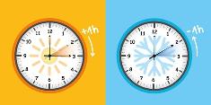 Heure d'été ou d'hiver ? Pour ou contre le changement d'heure ? Donnez votre avis en ligne ! A10