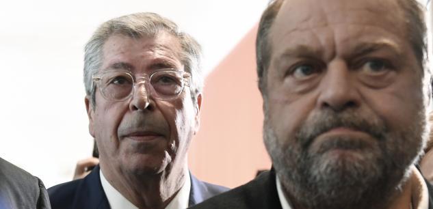 Patrick Balkany congédie ses avocats Eric Dupond-Moretti et Antoine Vey A4878810