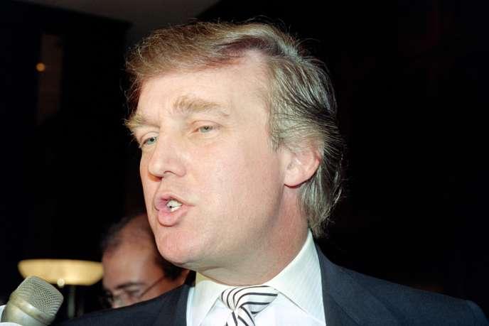 Donald Trump aurait perdu plus d'un milliard de dollars en 10 ans A789a710