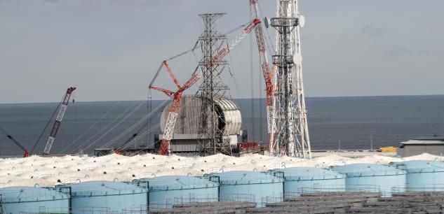 L'eau contaminée de Fukushima pourrait finalement être rejetée dans le Pacifique A83c9110