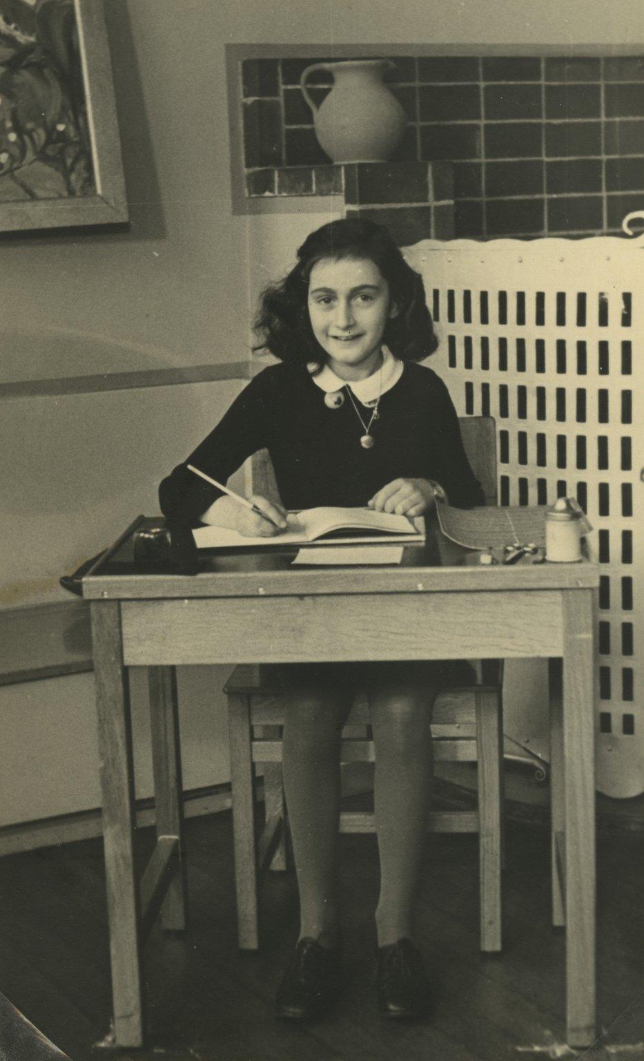 Qui était Anne Frank ? Af10