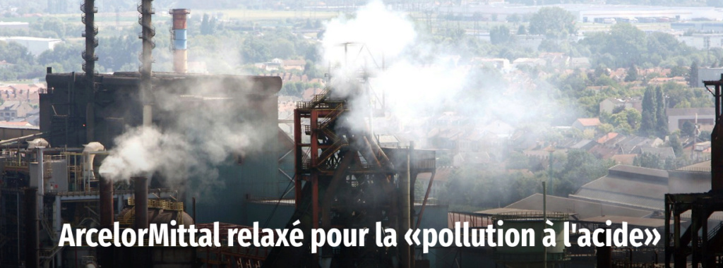 ArcelorMittal relaxé pour la «pollution à l'acide» Am_tif10