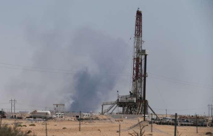 Après l'attaque au drone, l'Arabie saoudite s'efforce de faire redémarrer ses installations pétrolières Arabie10