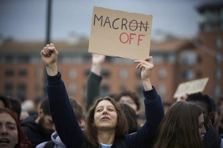 Dans les villes de France, une colère qui va bien au-delà des retraites Arton116