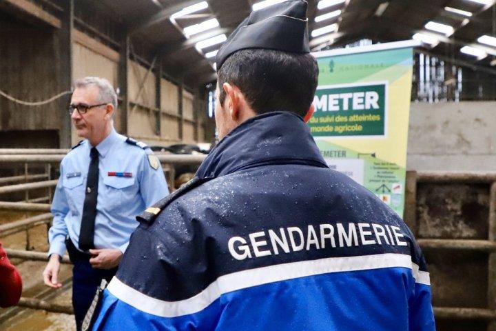 Le gouvernement a créé une cellule militaire pour surveiller les opposants à l'agro-industrie Arton117