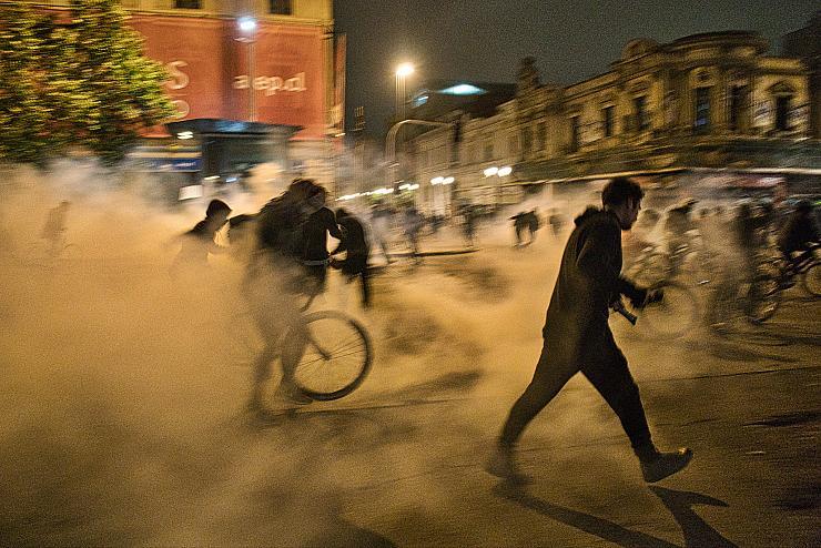 Chili : « Le sang coule, où est la communauté internationale ? » Arton710