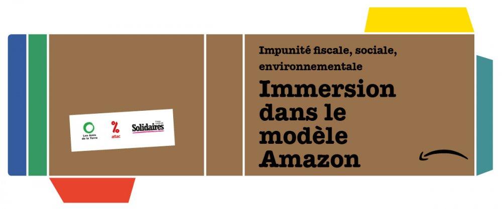 Impunité fiscale, sociale et environnementale : immersion dans le modèle Amazon Arton711