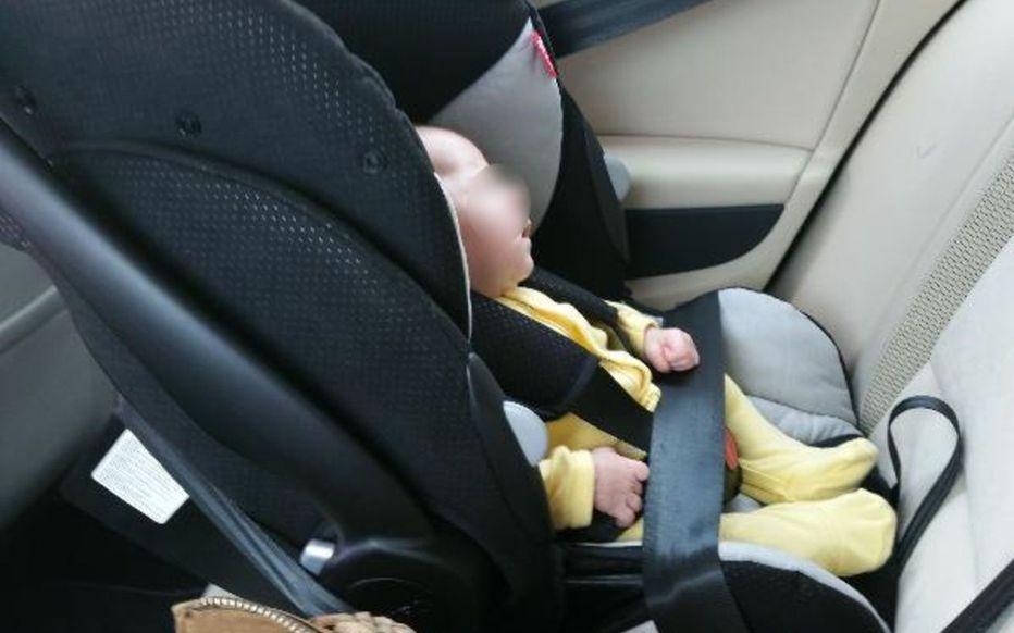 Un dispositif anti-oubli de bébé rendu obligatoire dans les voitures en Italie Bsntir10