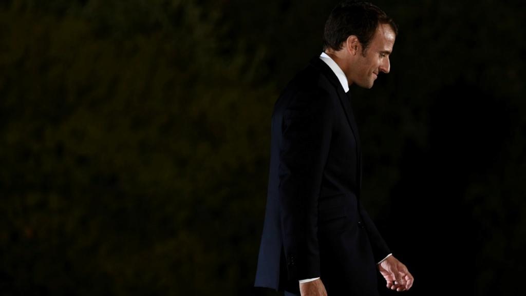 """""""Président raté"""", """"ego démesuré"""": une tribune dans le New York Times assassine Macron C5232910"""
