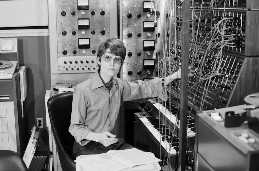 Aux sources de l'électro, les sorciers du son Carlos10