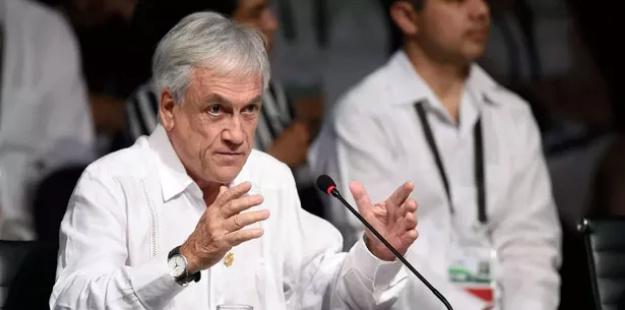 Chili : démission du gouvernement Chil_t10