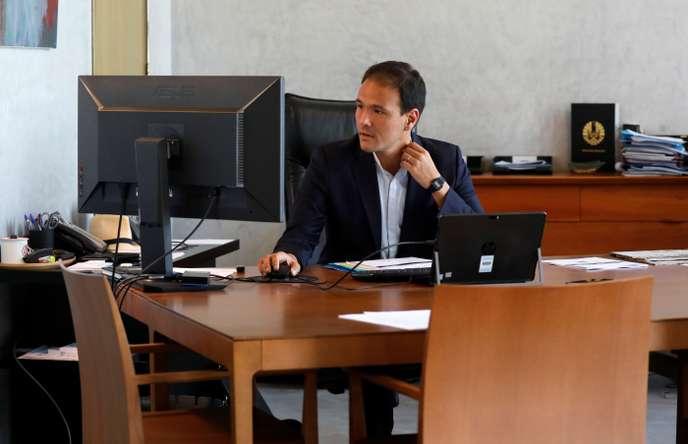 Cédric O réclame un « Conseil de l'ordre des journalistes », faute de quoi « l'Etat s'en chargera » Co10