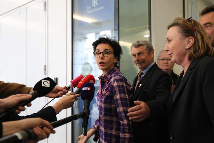 Affaire Carlos Ghosn : Rachida Dati et Alain Bauer visés par une enquête pour corruption Dbdcd510