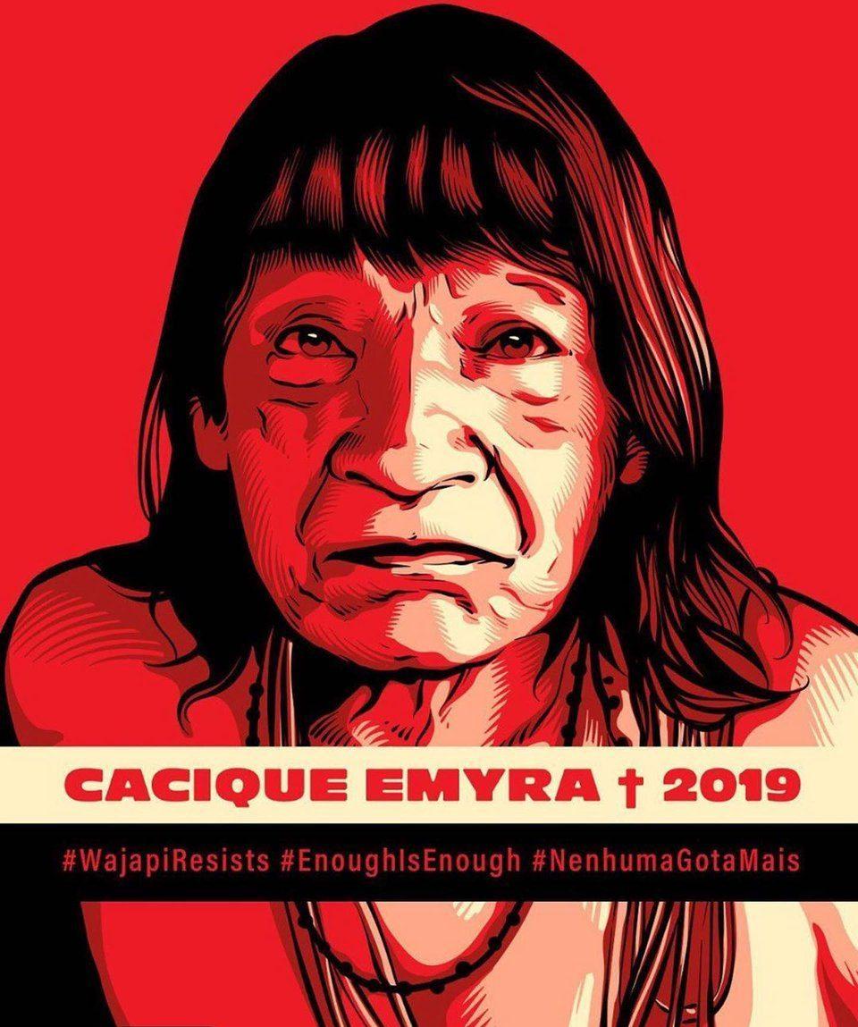 Assassinat d'un chef indigène Wayapi. Comment l'Amazonie devient une terre de sang Eazvjd10
