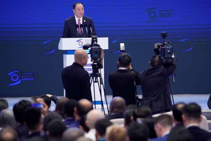 La Chine bloque le quart des médias étrangers présents sur son territoire F0784010