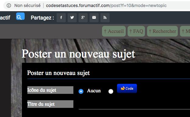 ModernBB : Icônes de messages réservés à un sous-forum en particulier (ID) F10_ti10